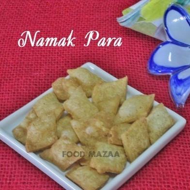 How to make NAMAK PARA