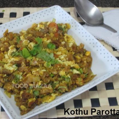 Photo of KOTHU PAROTTA by Shobha Keshwani at BetterButter