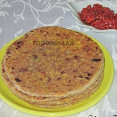 How to make URAD DAL PARATHAS