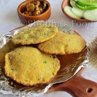 Photo of HEALTHY MULTIGRAIN MASALA POORI by Shobha Keshwani at BetterButter