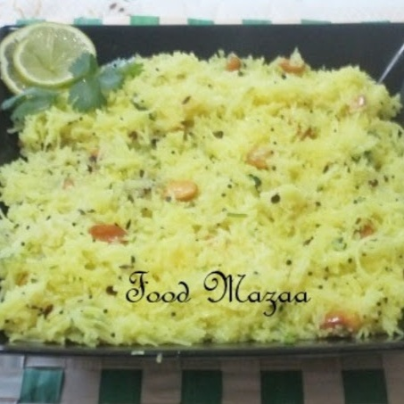 Photo of LEMONY RICE NOODLES. ( UPMA STYLE) by Shobha Keshwani at BetterButter