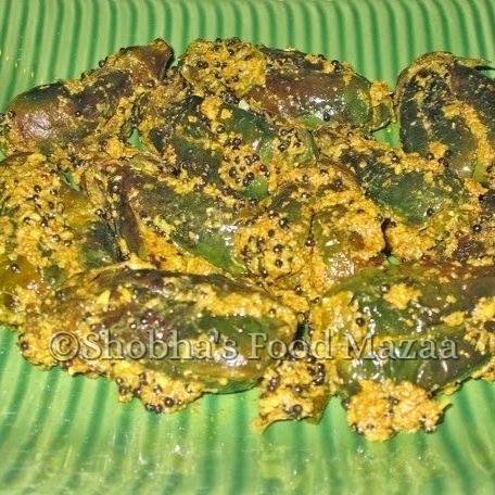 How to make GUTTI VANKAYA ( Andhra Style Stuffed Brinjals )