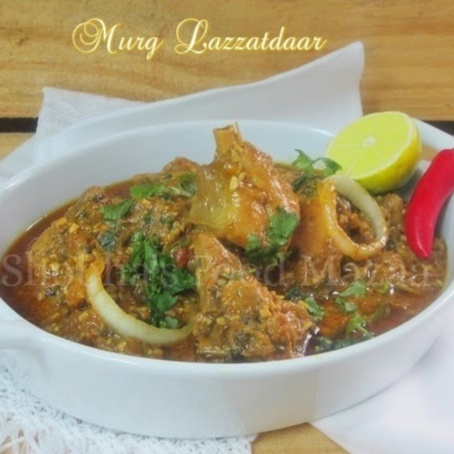 Photo of MURG LAZZATDAAR by Shobha Keshwani at BetterButter