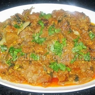 How to make KADAI GOSHT / MUTTON STIR-FRY
