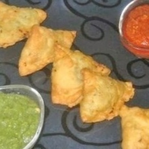 Photo of KEEMA SAMOSAS by Shobha Keshwani at BetterButter