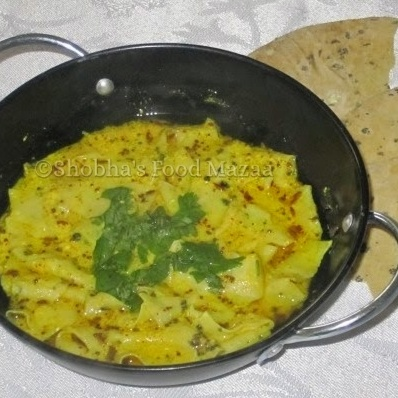 Photo of PAPAD KI SABZI by Shobha Keshwani at BetterButter