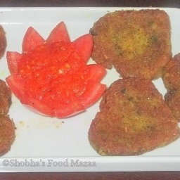 How to make MIXED VEGETABLE CUTLETS