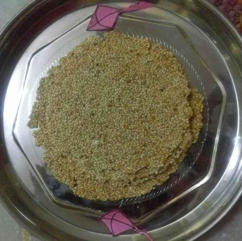 Photo of Til papadi by Shobha Purohit at BetterButter