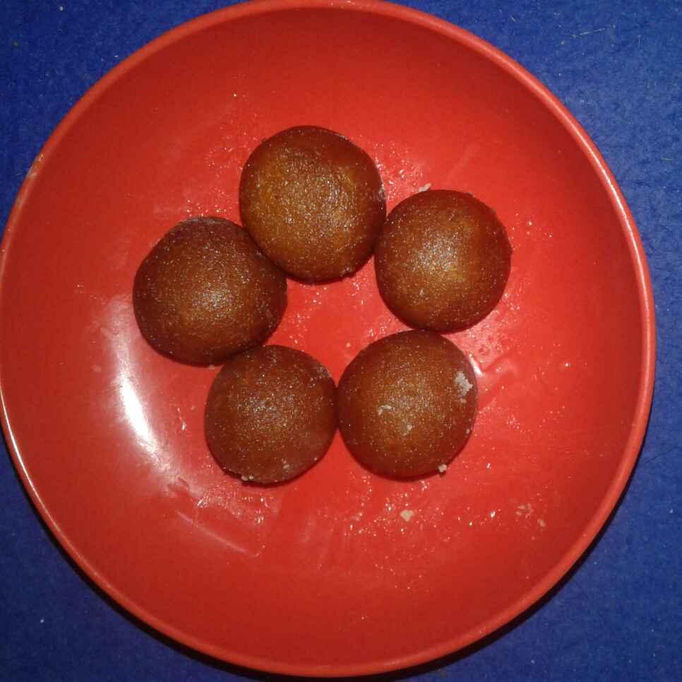 Photo of Gulab jamun by Shobha Purohit at BetterButter