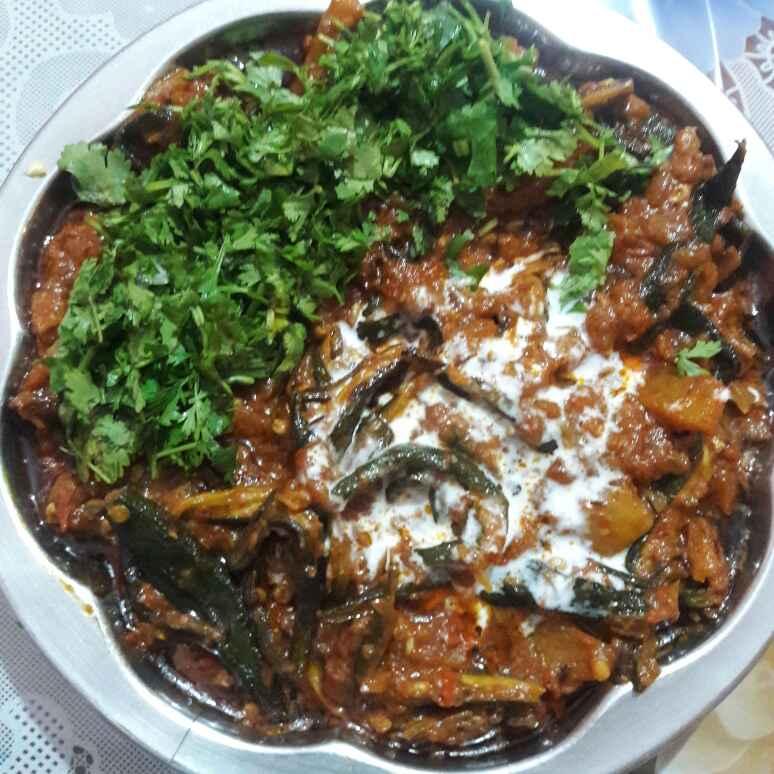 Photo of Cream masala bhendi (littilfingers) by Shobha.. Vrudhulla at BetterButter