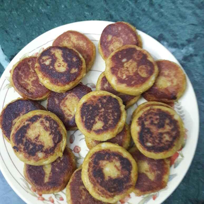 Photo of Ragada patties by Shobha.. Vrudhulla at BetterButter