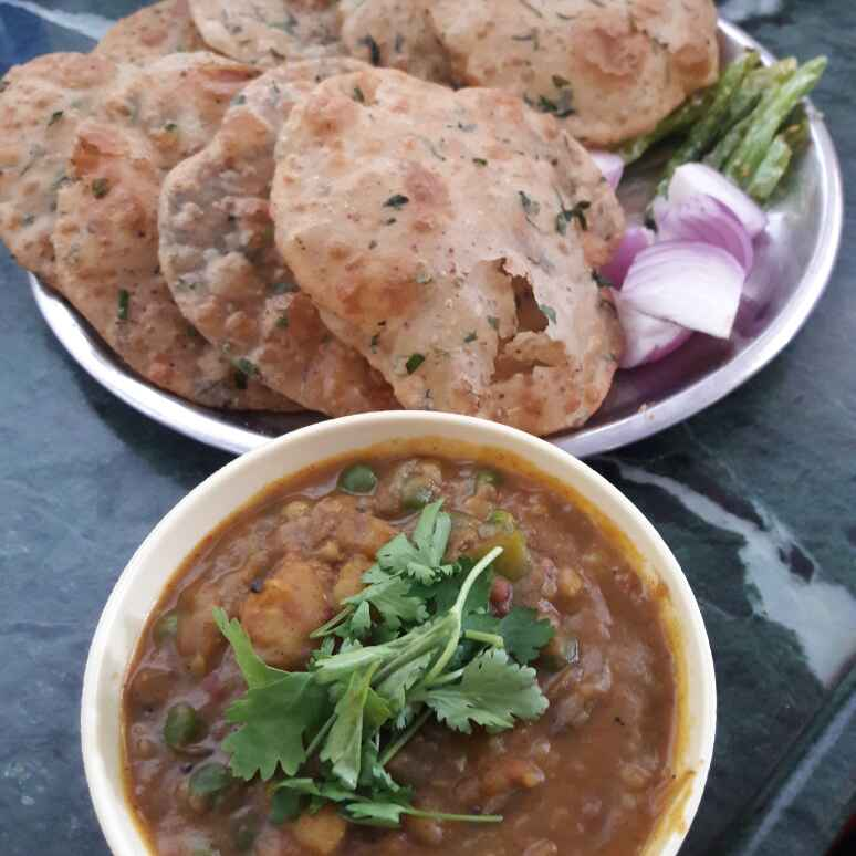 Photo of Methi  puri by Shobha.. Vrudhulla at BetterButter