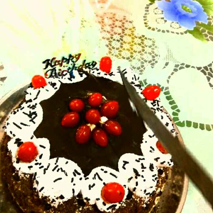 Photo of Eggless black forest cake by Shobha.. Vrudhulla at BetterButter