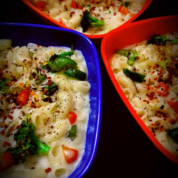 Photo of Wheat macaroni pasta by Shobha.. Vrudhulla at BetterButter