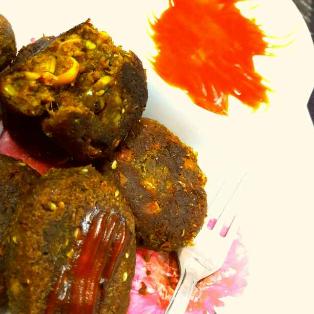 Photo of Bajre ka ata se cutlets by Shobha.. Vrudhulla at BetterButter