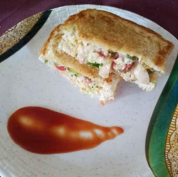 How to make सेंडविच