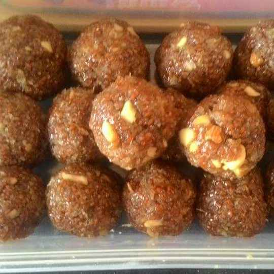 Photo of Halim Ladoos by Shraddha Juwatkar at BetterButter
