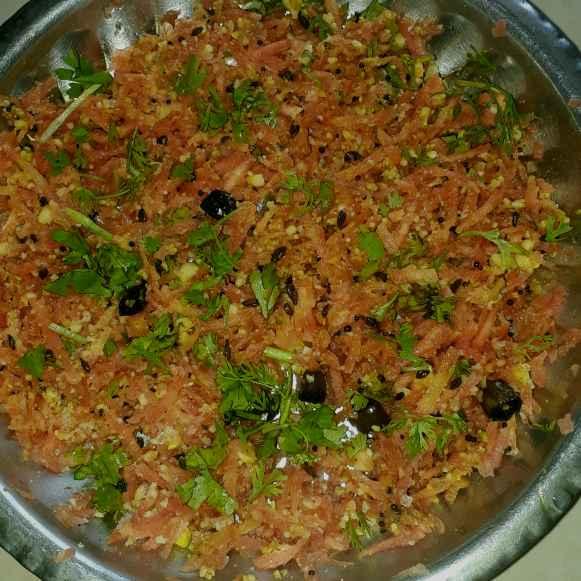 Photo of Carrot Salad by Shraddha Juwatkar at BetterButter