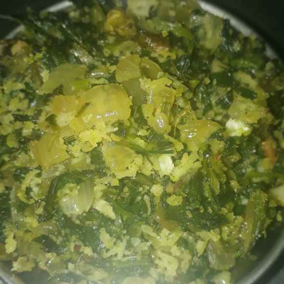 Photo of Fenugreek veggie by Shraddha Juwatkar at BetterButter