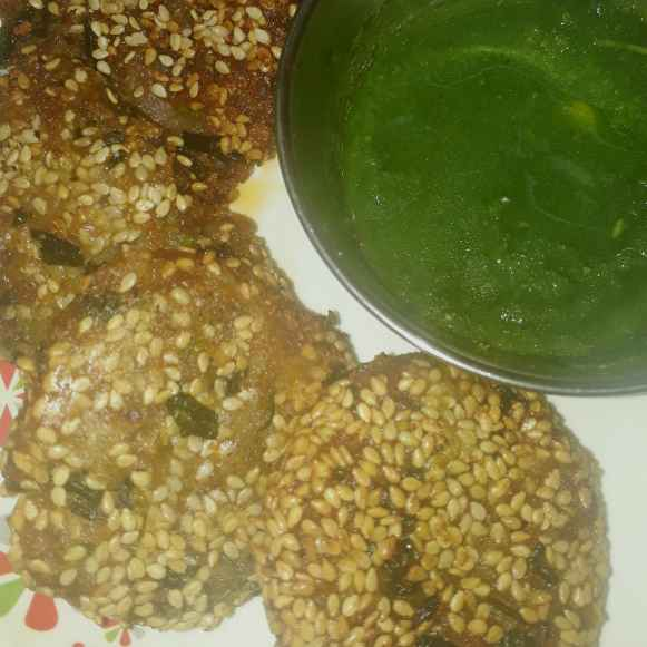Photo of Methi Til Tikkis by Shraddha Juwatkar at BetterButter