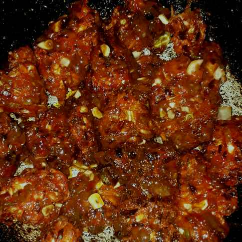 How to make Cabbage Manchurian
