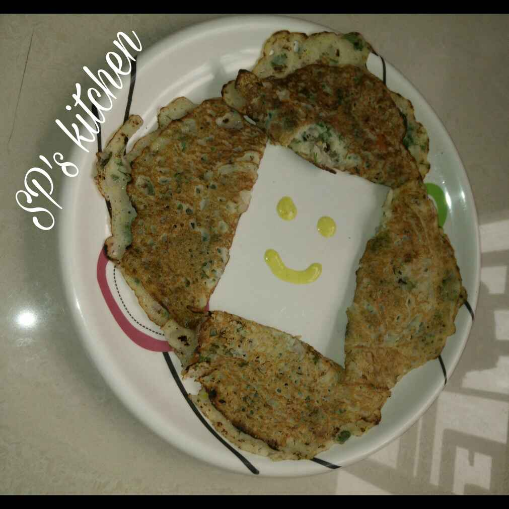 Photo of Bread uttapam by Shraddha Patel at BetterButter