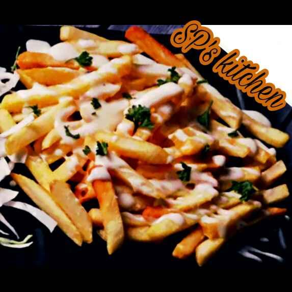 Photo of Cheesy Peperika Fries by Shraddha Patel at BetterButter