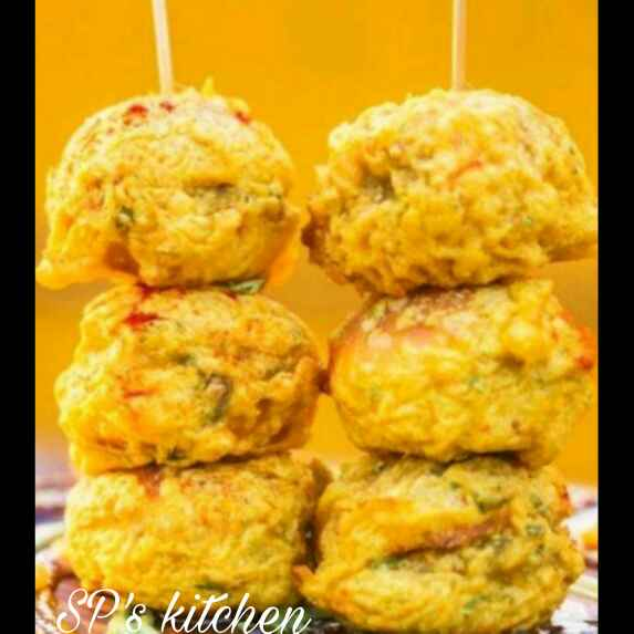 Photo of Paneer tikka pakoda by Shraddha Patel at BetterButter