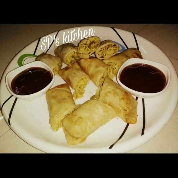 Photo of Spring rolls by Shraddha Patel at BetterButter