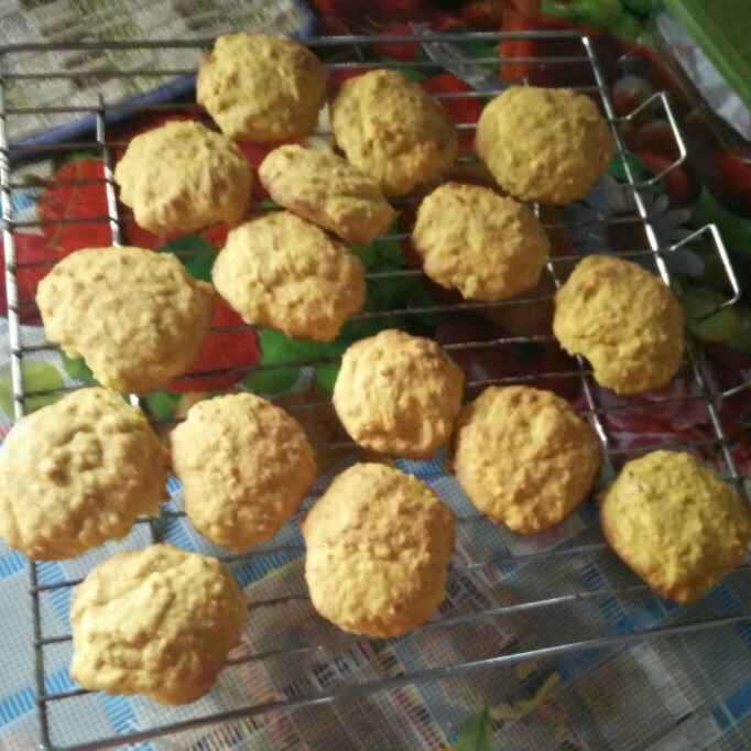 Photo of Vanilla custard cookies by Shraddha Pathak at BetterButter