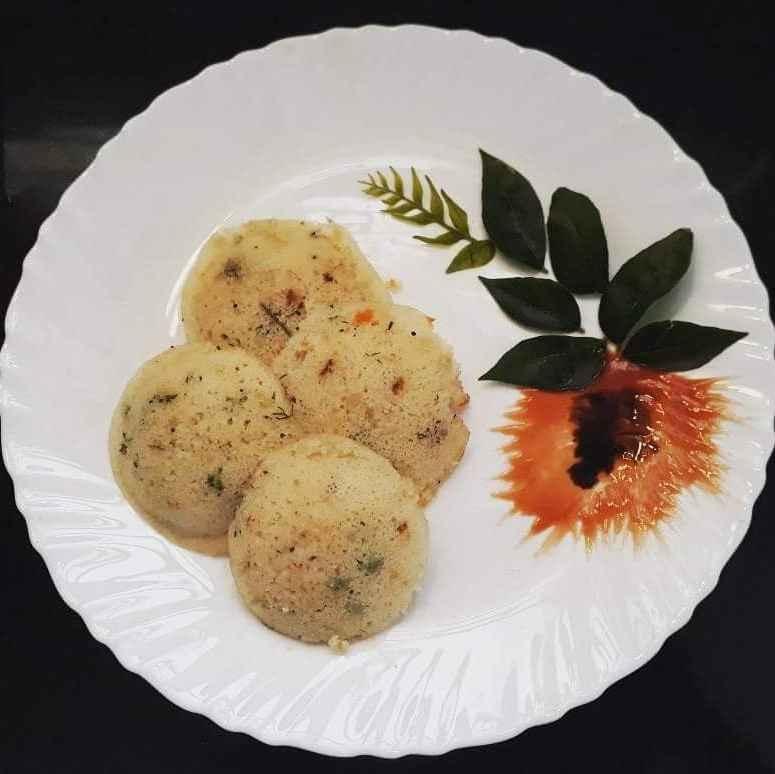 How to make Instant vegetable rawa idli