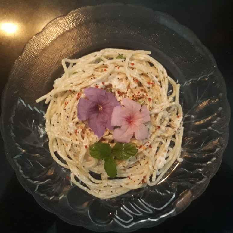 How to make Spaghetti in Yogurt Sauce