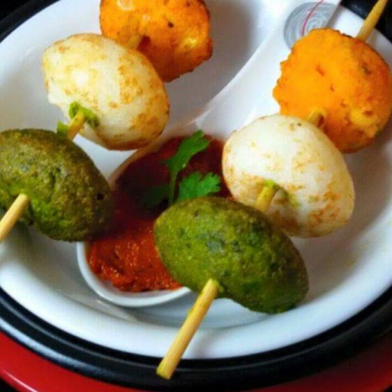 How to make Tiranga Appe