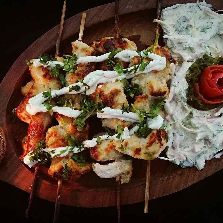 Photo of Chicken Malai Tikka by Shreya Kapoor at BetterButter