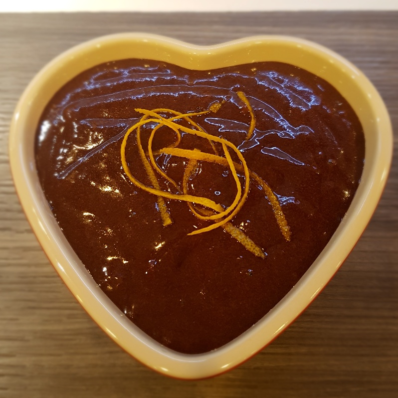Photo of Chocolate Mousse by Shreya Shah at BetterButter