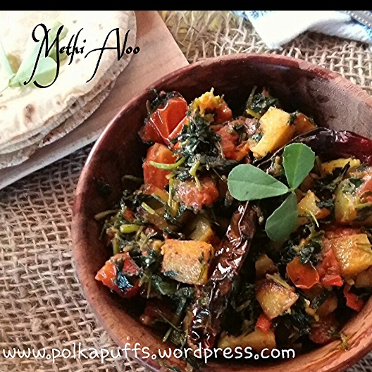 How to make Methi Aloo