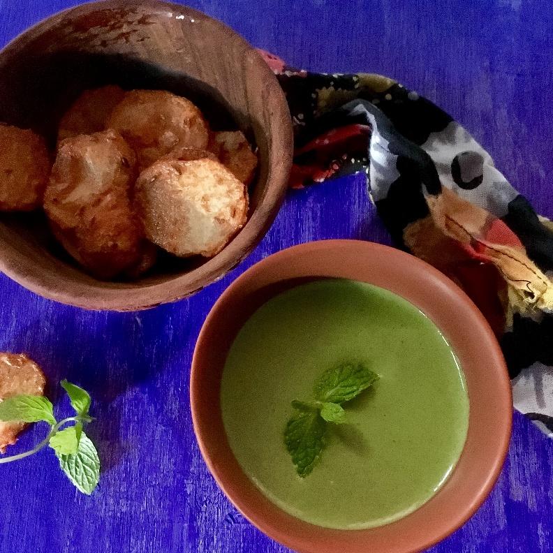 Photo of Restaurant Style Chutney/ Dip for Tandoori Snacks by SHREYA TIWARI at BetterButter