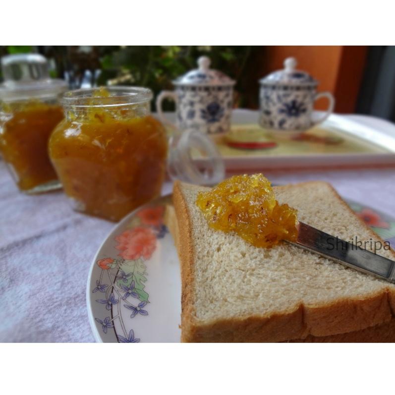 Photo of Home Style Pineapple Jam  by Shri Kripa at BetterButter