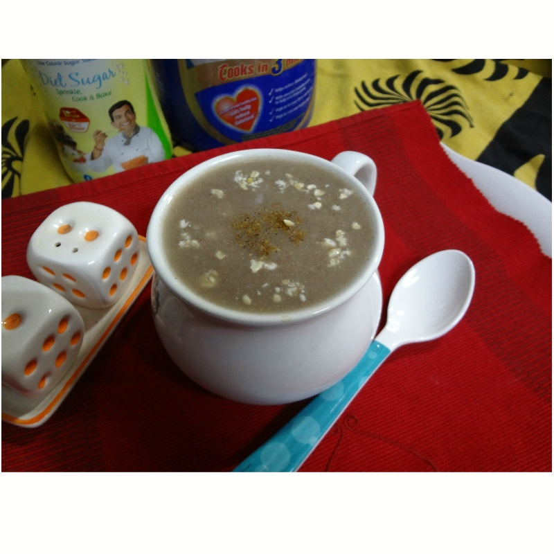 Photo of Millets and Oats porridge by Shri Kripa at BetterButter