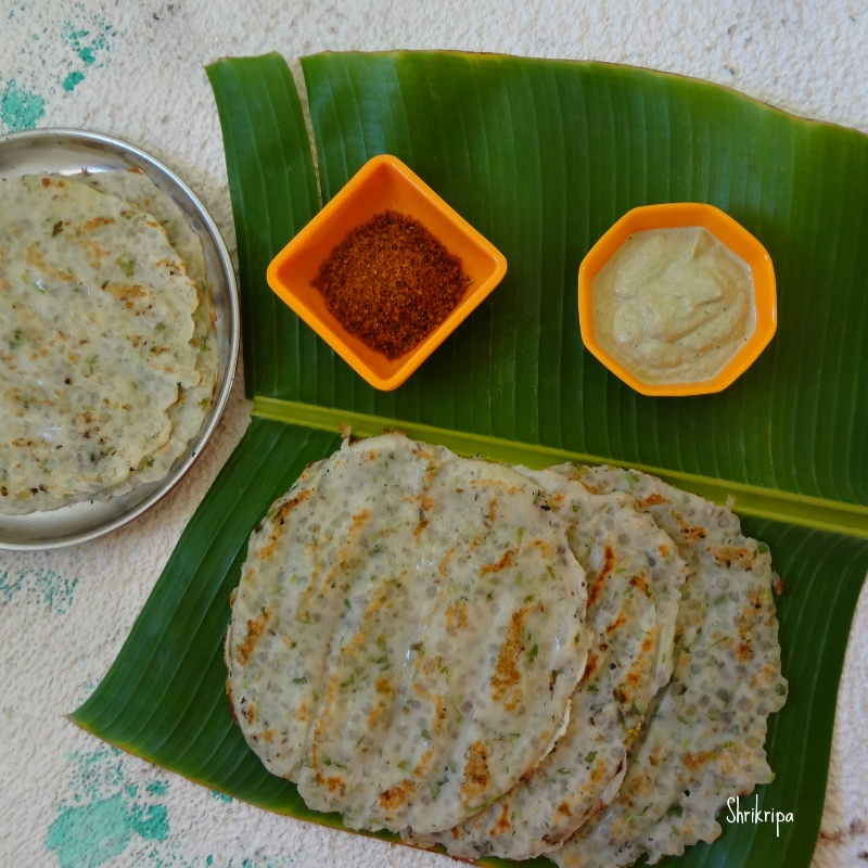 Photo of Sabudana Rice Rotti: by Shri Kripa at BetterButter