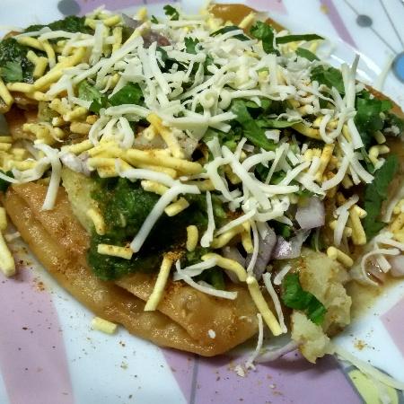 How to make Papadi Chaat