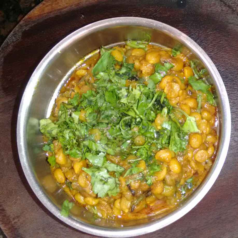 How to make Daal Turai