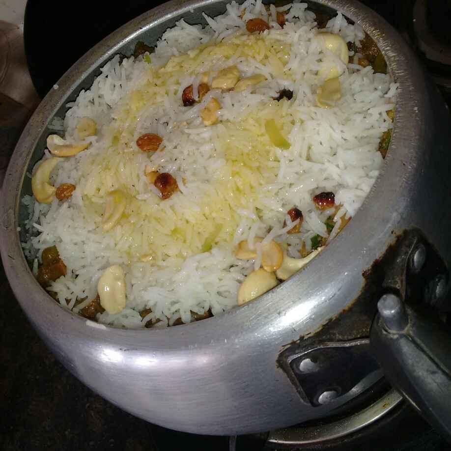 How to make Veg Biryani