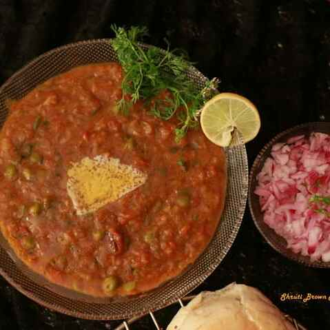 Photo of Bombay Special Pavbhaaji by Shruti Brown at BetterButter