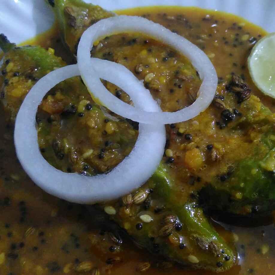 Photo of Stuffed Green Chilli by Shruti Hinsu Chaniyara at BetterButter