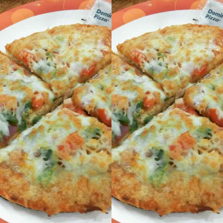 How to make Crispy Crusted Pizza