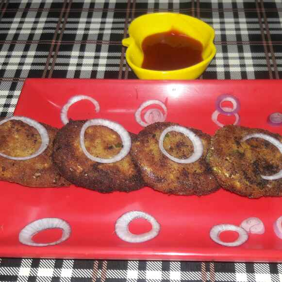 Photo of Egg cutlet by Shubha Bhattacharjee at BetterButter