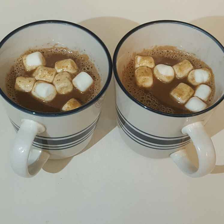 Photo of Hot Chocolate by Dr.Shubhangi Kumbhar at BetterButter