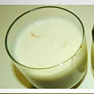 How to make Kesar - Badam Milk