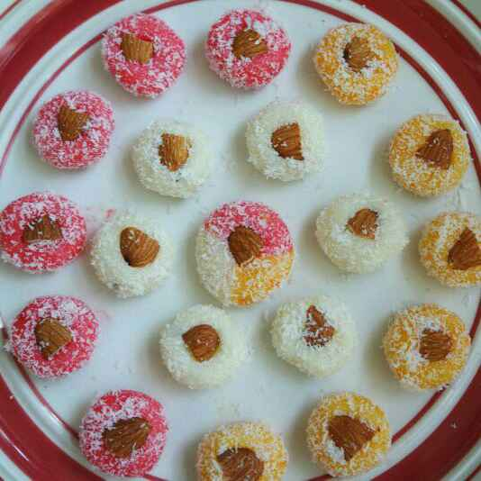 Photo of Coconut Peda by Dr.Shubhangi Kumbhar at BetterButter